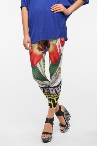 BDG Exotic Bloom High-Rise Legging