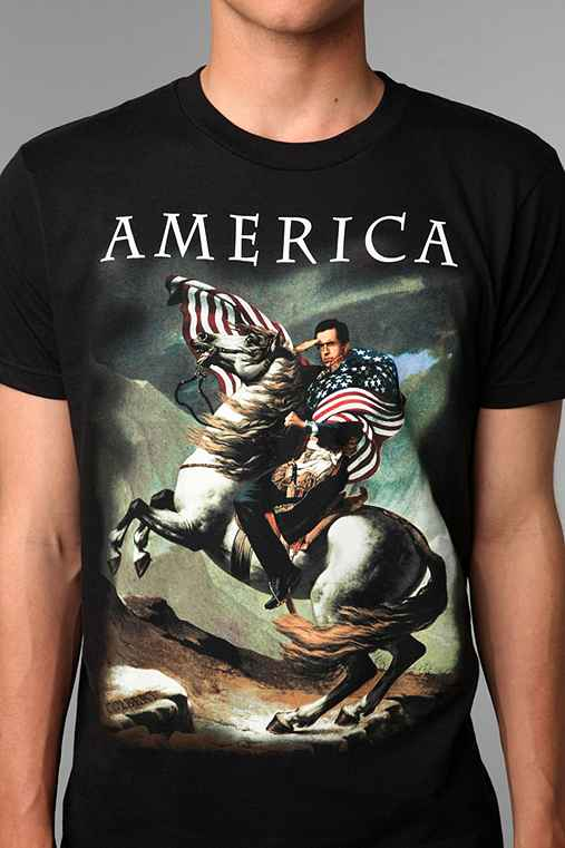 The Colbert Report Napoleon Tee