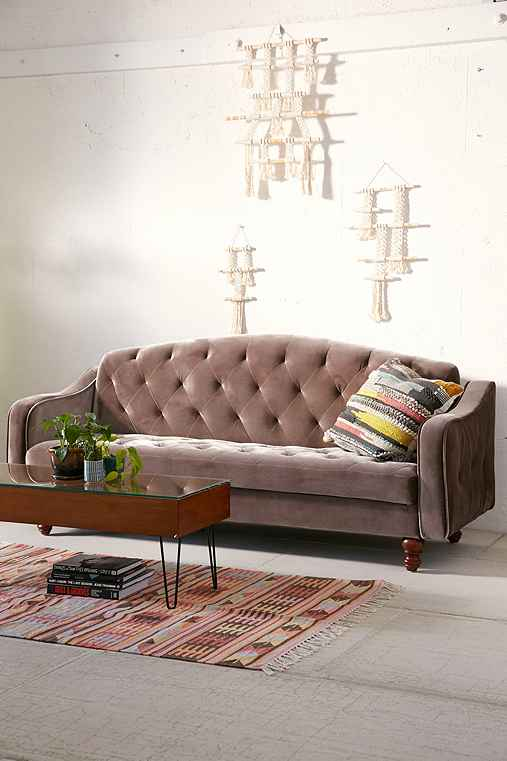 Thumbnail image for Ava Tufted Sleeper Sofa