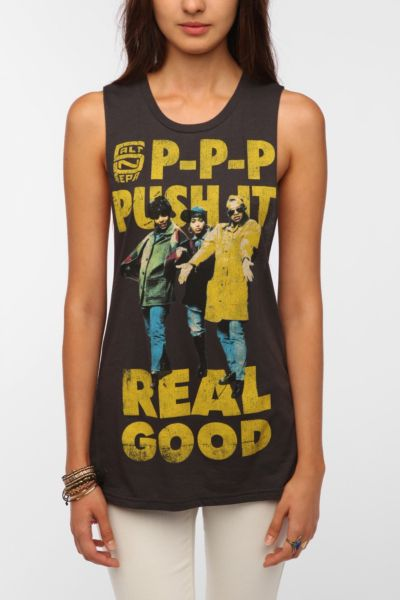 Bioworld Push It Real Good Tee