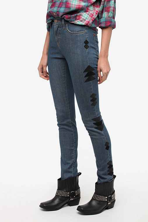 BDG x The Reformation Cigarette High-Rise Jean
