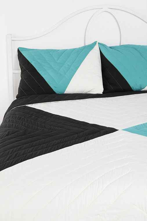 Assembly Home Colorblock Quilt Sham - Set Of 2