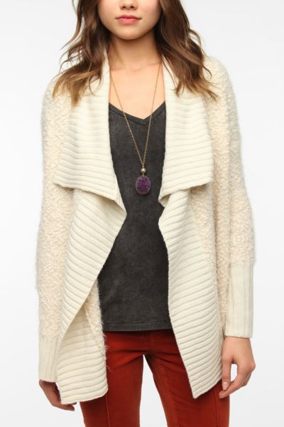 Staring at Stars Boucle Cardigan