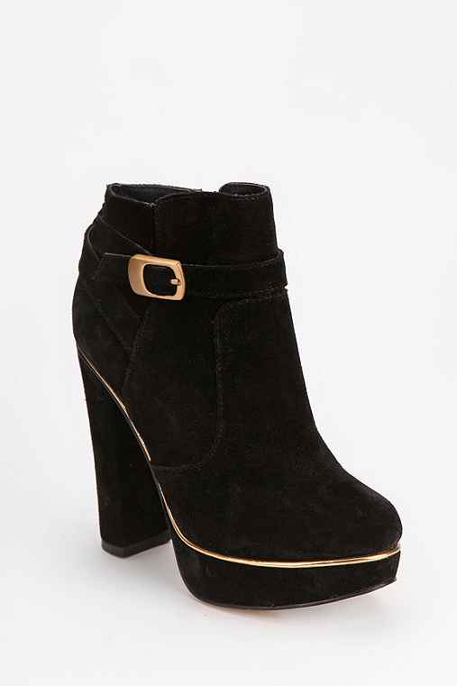 Deena & Ozzy Laura Suede Ankle Boot