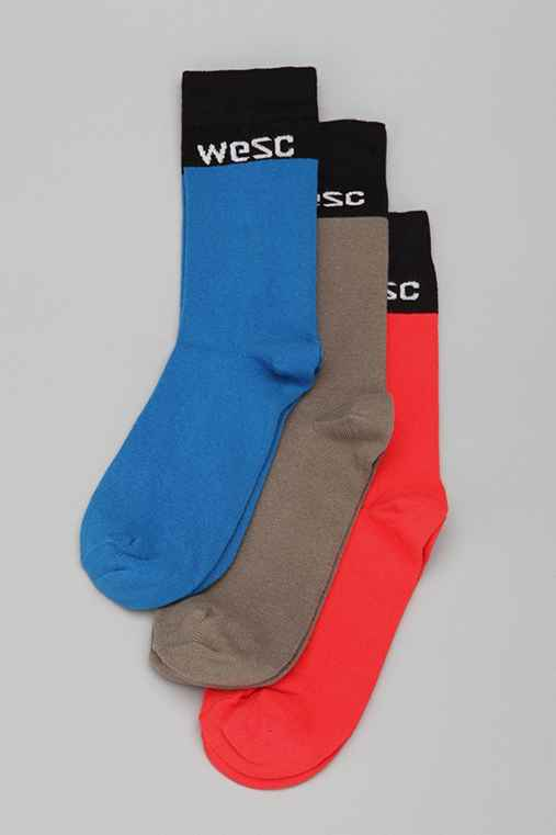 WeSC Federico Sock-Set of 3