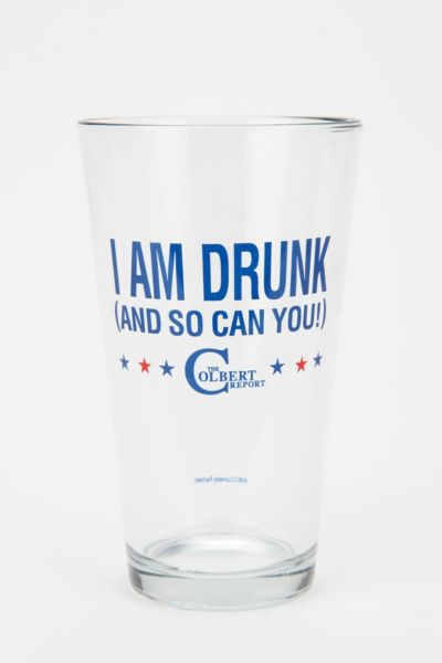 Comedy Central's Indecision 2012 Pint Glass