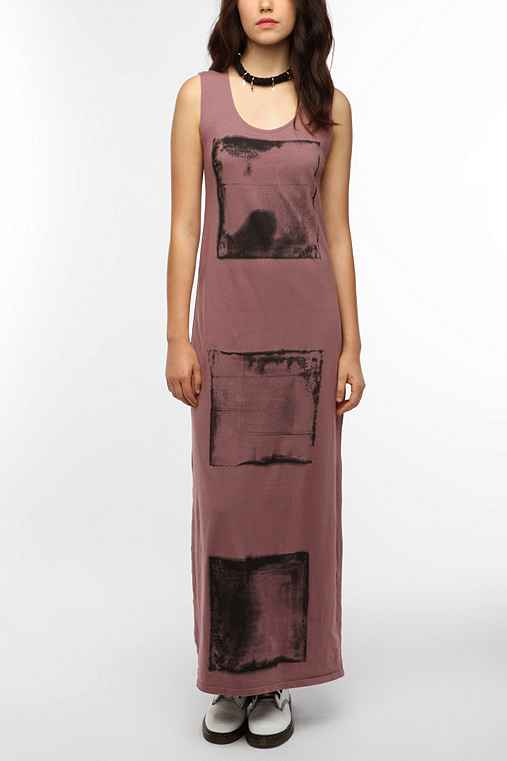 Mary Meyer Block Maxi Dress
