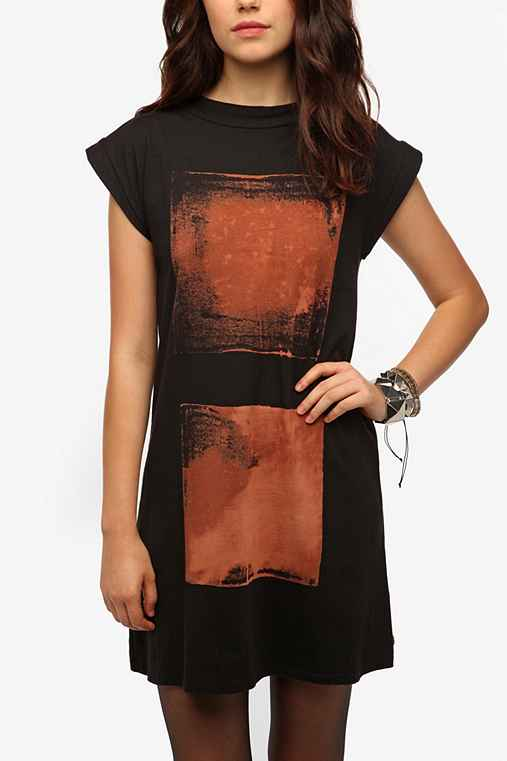 Mary Meyer Block Tunic Dress