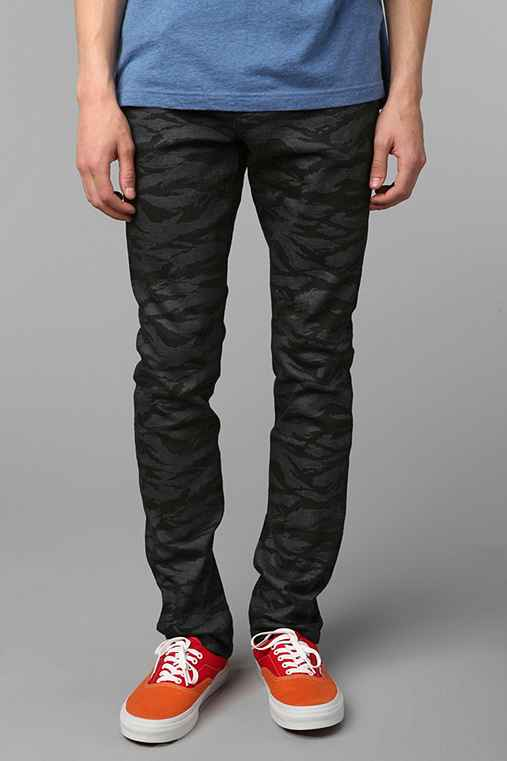Kill City Camo Wire Jean
