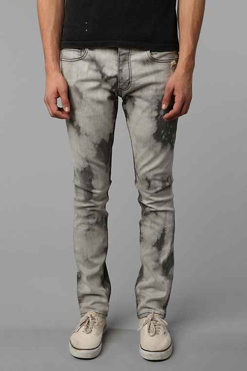 Kill City Bleach Washed Wire Jean