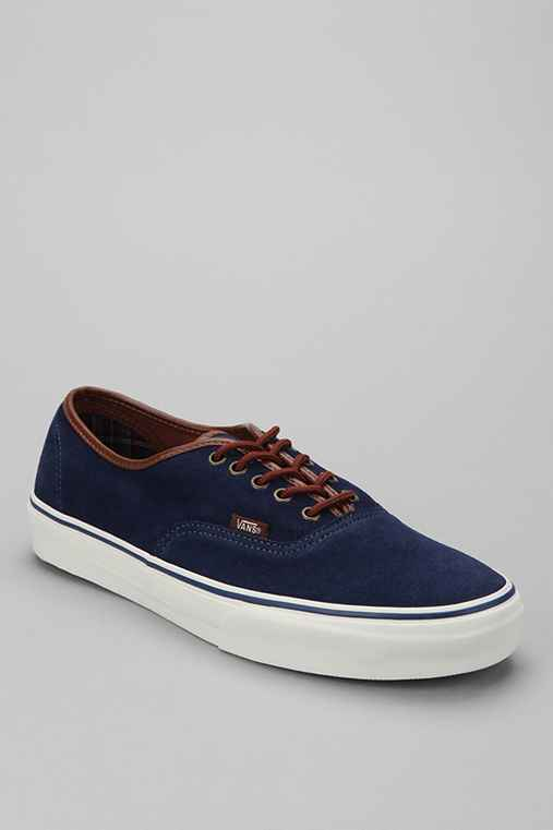 Vans Authentic Suede Sneaker