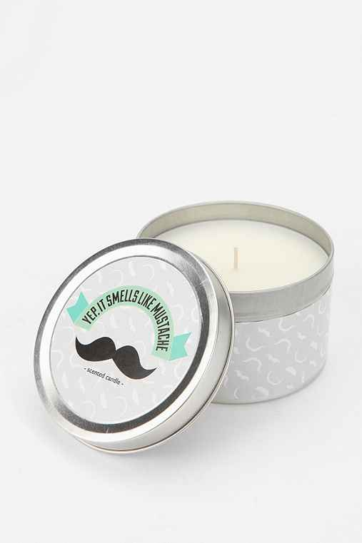 Novelty Tin Candle