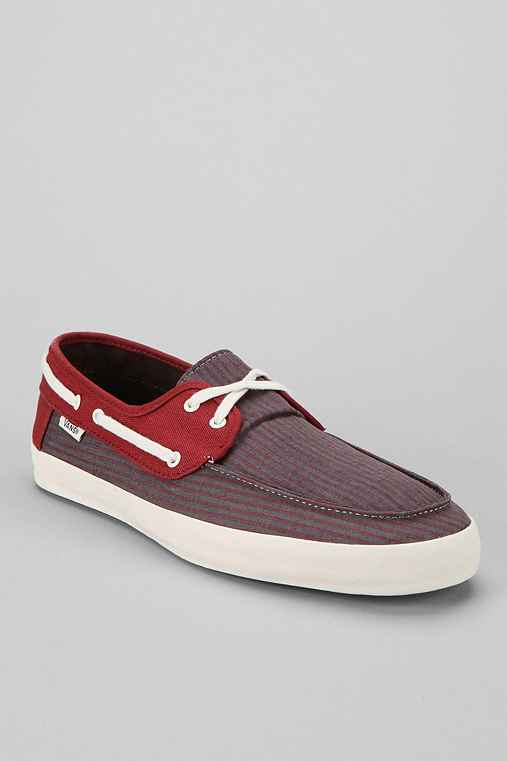 Vans Chauffer Surf Siders Sneaker