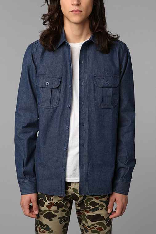 Unbranded Selvedge Chambray Shirt