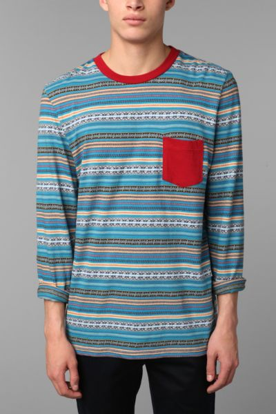 Koto Long-Sleeve Jacquard Tee
