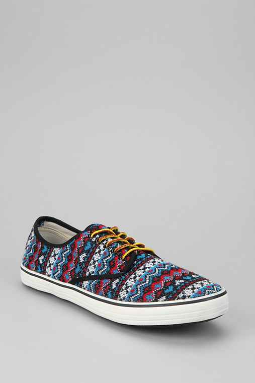 UO Fair Isle Trainer