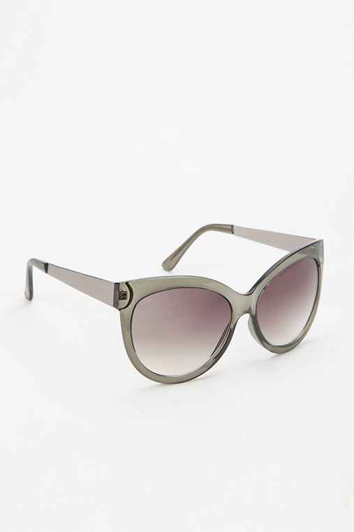Cassandra Cat-Eye Sunglasses