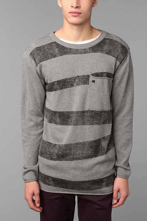 KR3W Immortal Stripe Sweater