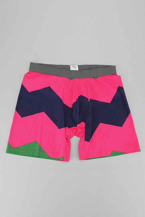 Exploded Zigzag Boxer Brief