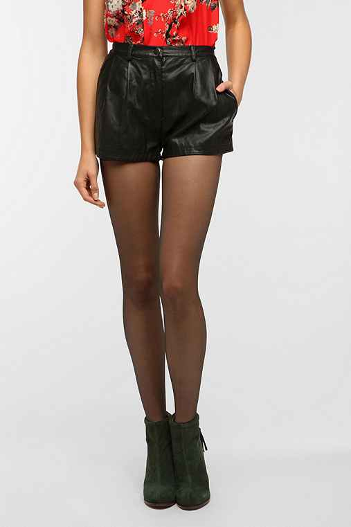 Motel Rockey Faux Leather Short