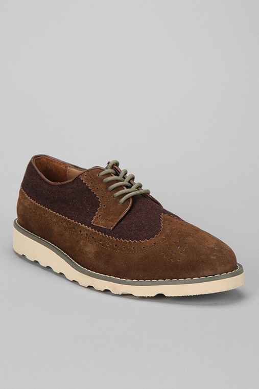 Generic Surplus Wool Longwing Shoe