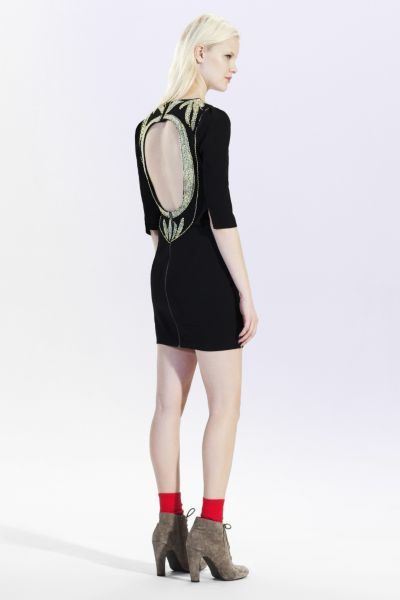 Silence & Noise Crown Jewel Dress