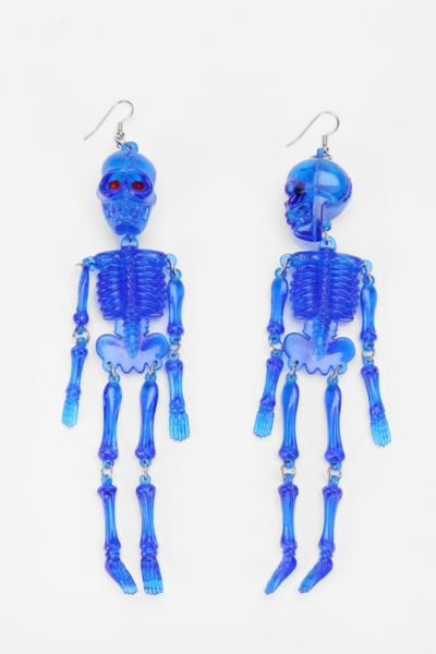 Urban Renewal Vintage Mr. Bones Earring
