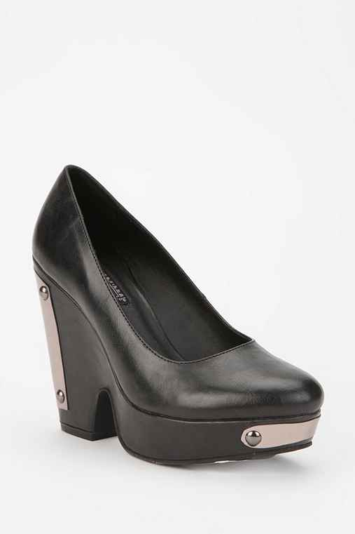 Deena & Ozzy Metal Edge Split Wedge