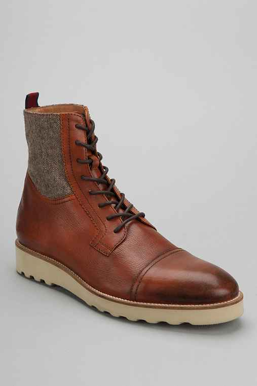 Ben Sherman Barney Leather Boot