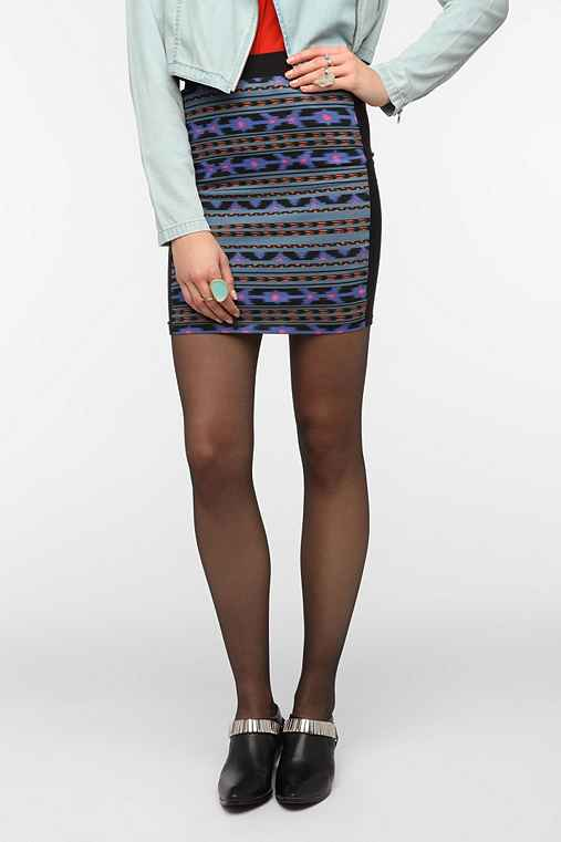 OBEY Illusions Skirt