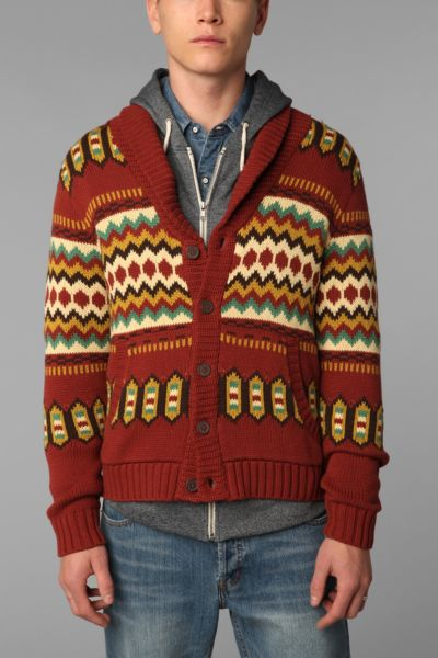 Salt Valley Four Corners Cardigan