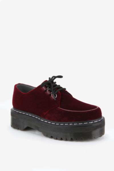 Agyness Deyn For Dr. Martens Aggy Creeper