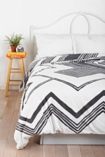 Magical Thinking Geo Empire Duvet Cover
