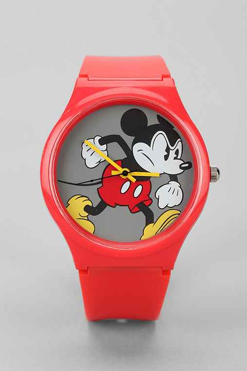Flud Mickey Mouse Analog Watch