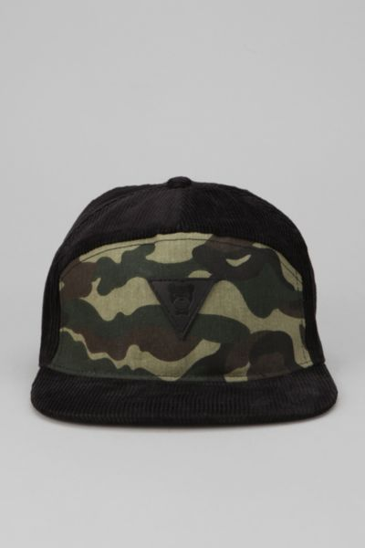 Profound Aesthetic Free Forces Camo 5-Panel Hat