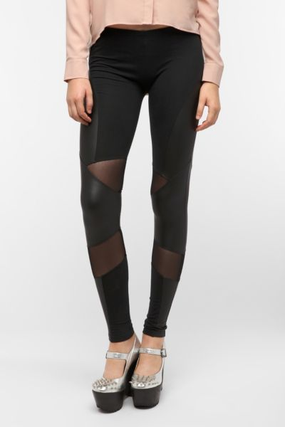 MINKPINK Time Bandit Paneled Legging