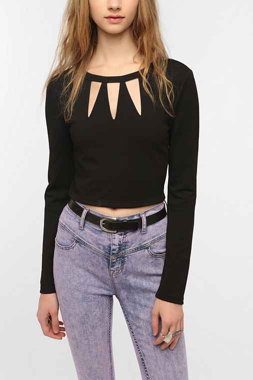MINKPINK Fatal Attraction Top