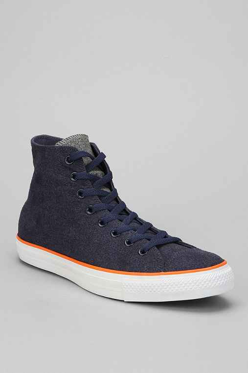 Converse Chuck Taylor All Star Wool High-Top Sneaker