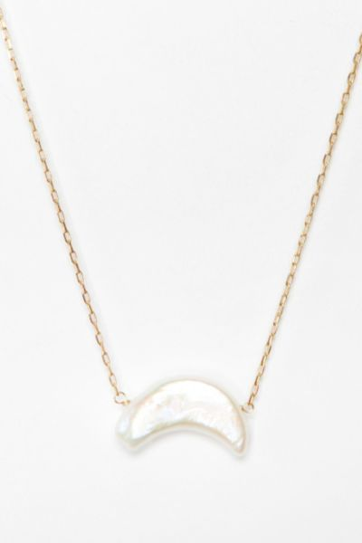 Vanessa Mooney Bella Moon Necklace