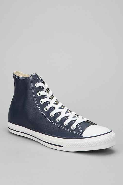 Converse Chuck Taylor All Star High-Top Leather Sneaker