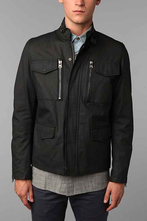 Kill City Coated M65 Jacket