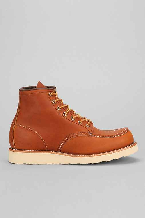 "Red Wing 6"" Moc Toe Work Boot"