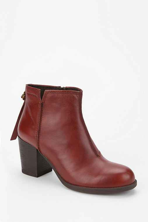 Vagabond Dee Leather Ankle Boot
