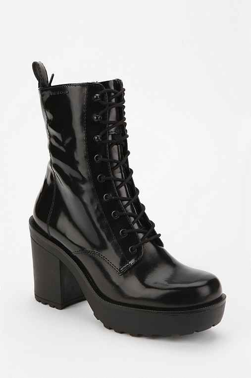 Vagabond Libby Lace-Up Boot