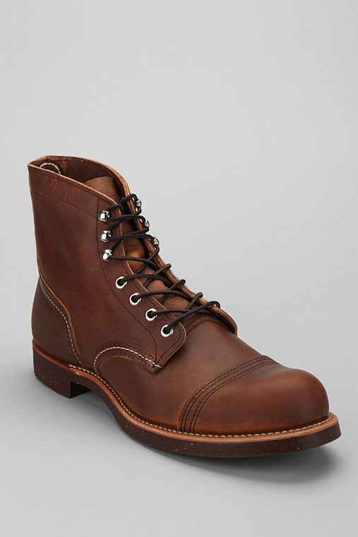"Red Wing 6"" Iron Ranger Boot"