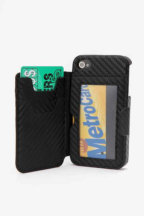 iWallet iPhone 4/4s Case