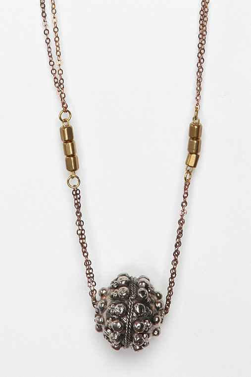 Vanessa Mooney The Ball & Chain Necklace
