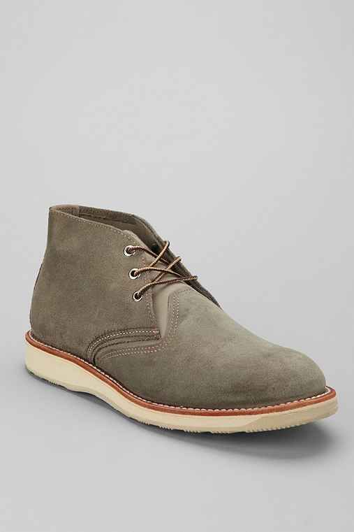 Red Wing Work Chukka Boot