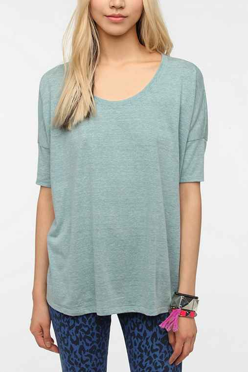 Daydreamer LA Fitted Sleeve Boxy Tee