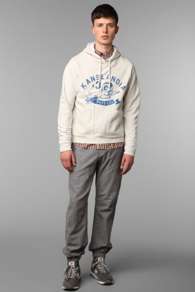 Burkman Bros Fleece Sweatshirt